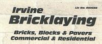 Irvine Bricklaying