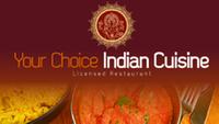 Your Choice Indian Cuisine