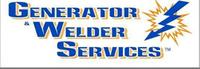 Generator & Welder Services
