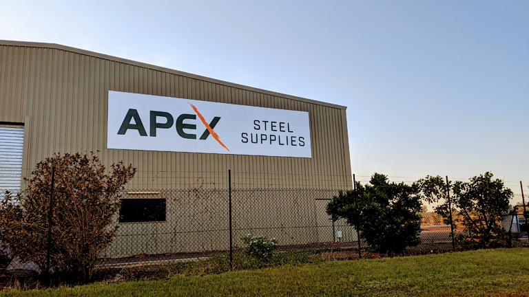 Apex Steel Supplies Darwin Pty Ltd In Holtze 0829 Nt 5 Photos Localsearch
