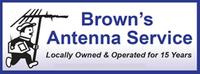 Brown's Antenna Service