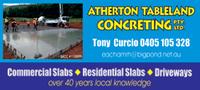 Atherton Tableland Concreting Pty Ltd