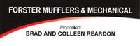 Forster Mufflers & Mechanical