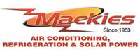 Mackies Air Conditioning, Refrigeration & Solar Power