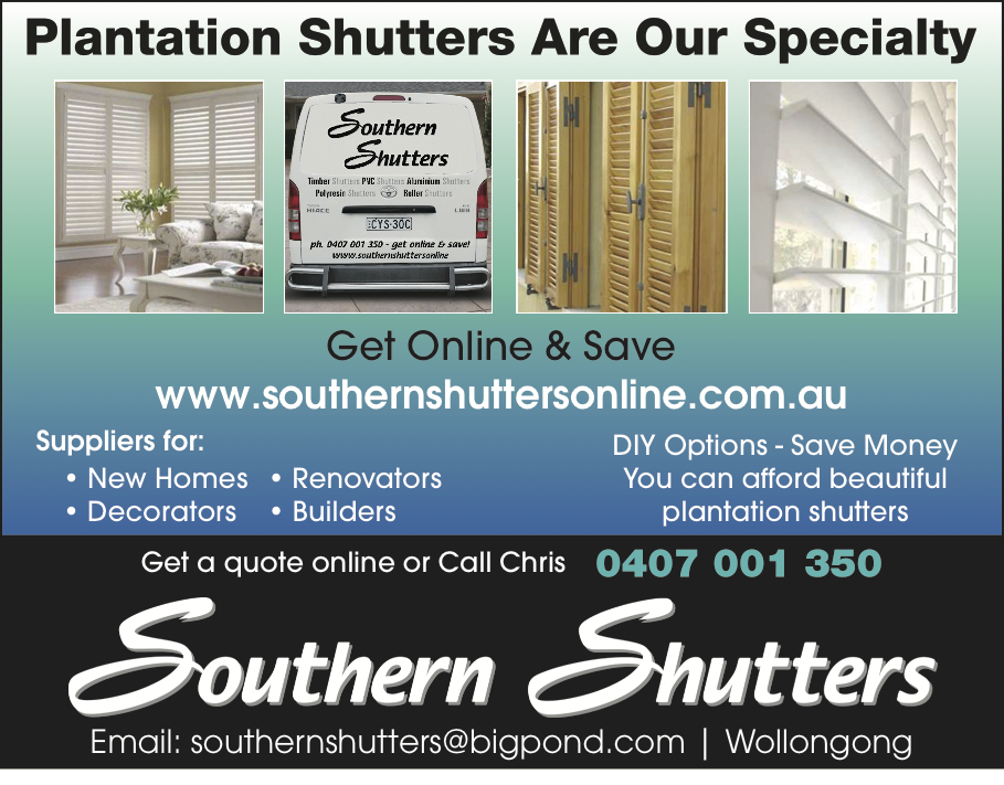 Southern Shutters In Wollongong Nsw 18 Photos 12 Reviews Localsearch
