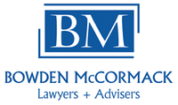 Bowden McCormack Lawyers + Advisers