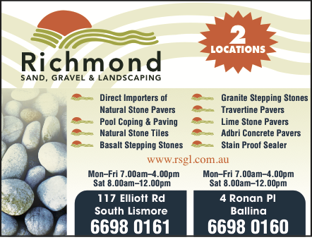 Richmond Sand Gravel Landscaping In South Lismore 2480 Nsw 10 Photos 10 Reviews Localsearch