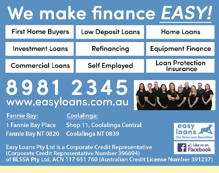 Easy Loans Pty Ltd In Fannie Bay 0820 Nt 12 Photos 7 Reviews Localsearch